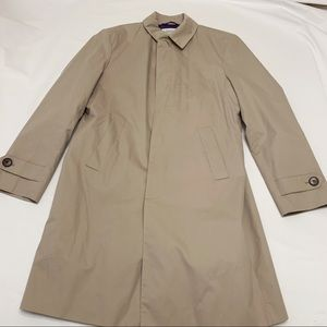 Charles Tyrwhitt Slim Fit Trench Coat 42